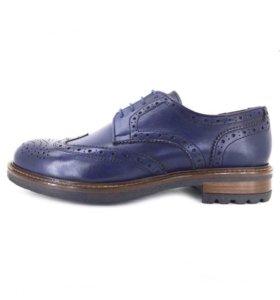 Итальянские Туфли Дерби Lussone 40-45
