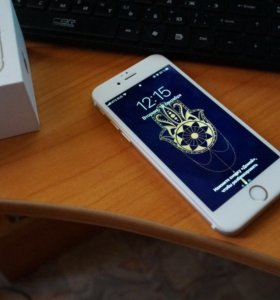 iPhone 6s gold 16gb обмен