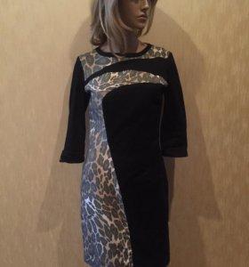 Шикарное силуэтное платье Roccobarocco (оригинал)