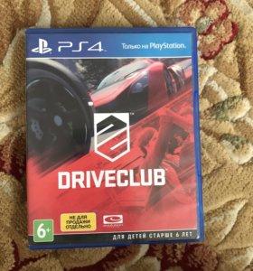 Driveclub (игра на ps4, пс4)