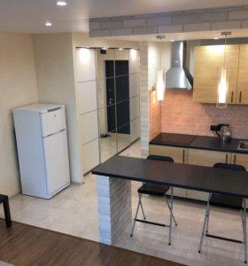 Квартира, студия, 32.8 м²