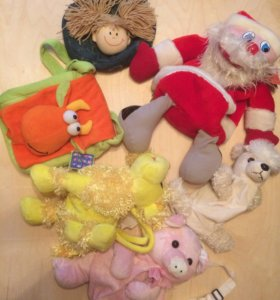 Мягкие детские рюкзаки и сумки