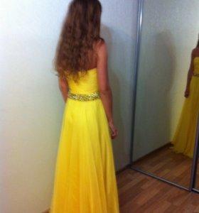 Выпускное/вечернее платье в пол