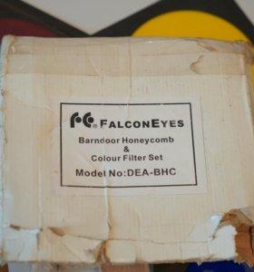 Фильтр насадка на вспышку Falcon