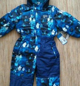 Новый зимний комбинезон moomin 92-98