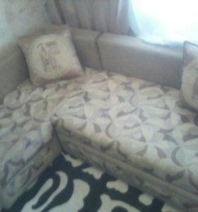 Диван кровать, уголок