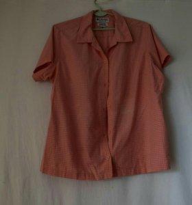 Рубашка Columbia, новая.