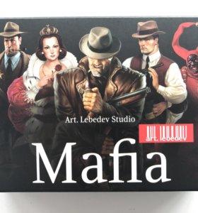 Новые карты игра Мафия Mafia Лебедев