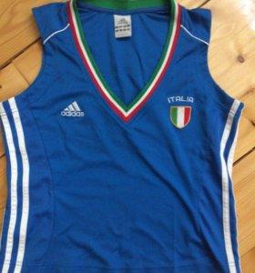 Майка Adidas Италия