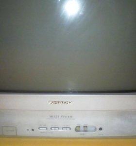 Телевизор, стиралные машины полуавтомат 2 шт