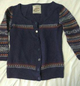Стильный винтажный свитер