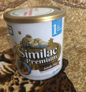 Детская молочная смесь Similac Premium 1