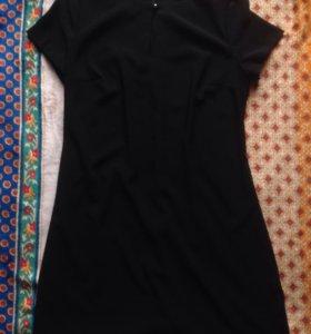 чёрное платье Befree