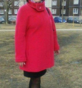 Пальто из кашемира р.50-52