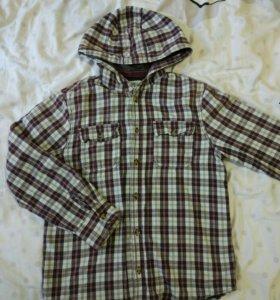 Рубашка-куртка Marks&Spencer для мальчика 11-12 ле