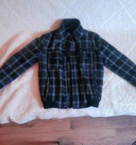 Куртка осень-весна(плотная)