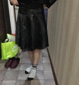Юбка и платье 44-46