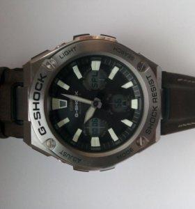 Мужские японские наручные часы Casio G-SHOCK GST-W
