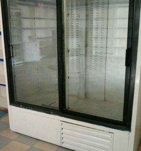 Габаритный холодильник б/у