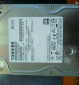Жёсткий диск на 500гб