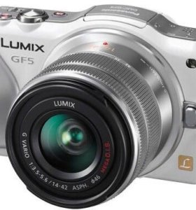 Panasonic Lumix DMC-GF5K