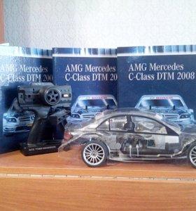 AMG Mersedes C-Class DTM 2008