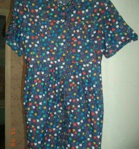 Рубашка для беременных 44-46