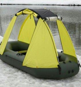 Тент на гребную лодку 260 см