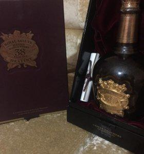 Чивас 38 лет коллекционный с 2012года