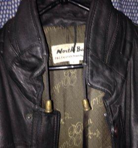 Кожаная куртка 54-56