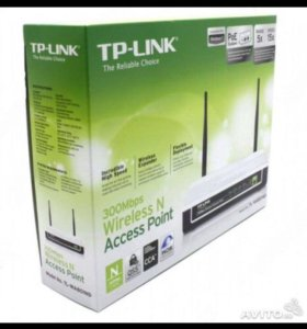 беспроводная точка доступа TP-Link TL-WA801ND