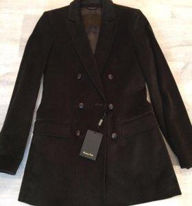 Новый пиджак/жакет Massimo Dutti