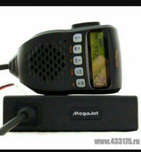 Радиостанция Мегаджет