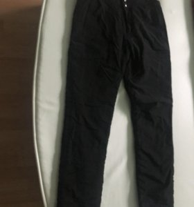Зимние штаны утепленные
