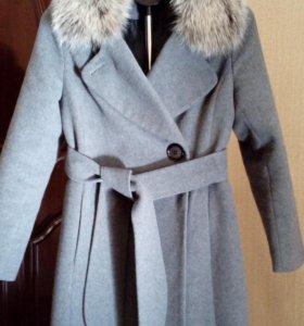 Пальто утепленное (зимнее)