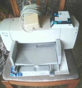 Принтер HP840C с картриджем