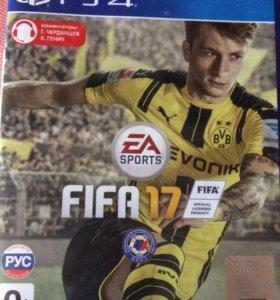FIFA 17 на PS4