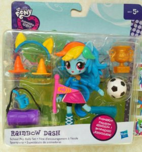 Кукла my little pony eg minis