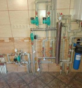 Отопления водопровод канализация