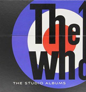 The Who - Studio Albums бокс с пластинками
