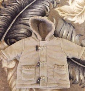 Куртка (полупальто)до года