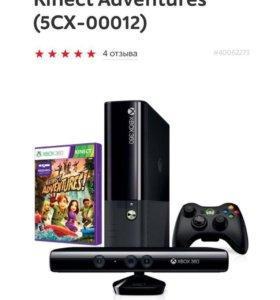 Игровая консоль xbox новая