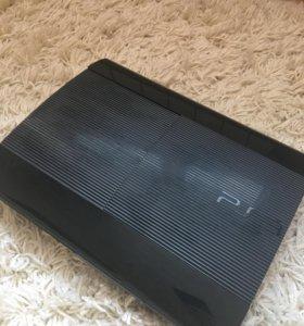 Sony PlayStation 3 super slim 500g