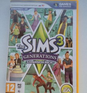 Игры The Sims 3