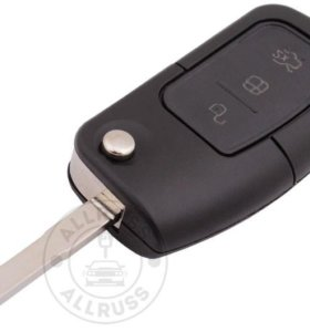 Корпус ключа/заготовка выкидной Ford FO21 HU101