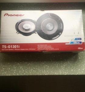 Pioneer TS-G1301i новые динамики