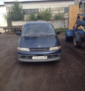 Тойота Estima Lucida 1995 г