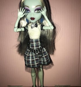 "Monster High-Фрэнки, коллекция ""Ghoul's Alive!"""