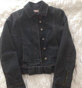 Куртка женская джинсовая Valentino