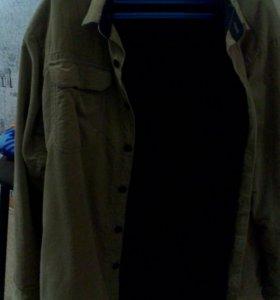 Куртка-рубашка. Calumbia